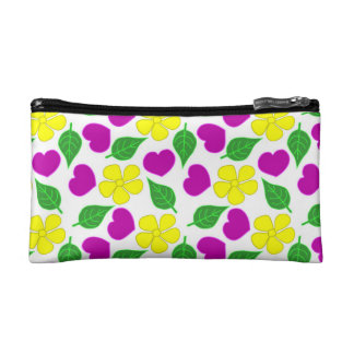 Hearts and Flowers Ladies Bag