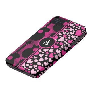 hearts and guitars Case-Mate iPhone 4 case