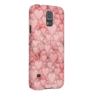 Hearts and Hearts, B Galaxy S5 Case