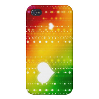 Hearts and Pearls iPhone 4/4S Cover