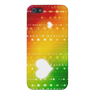 Hearts and Pearls iPhone 5 Covers