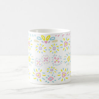 Hearts and Shapes Mug