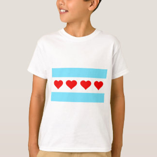 Hearts and Stripes Forever T-Shirt