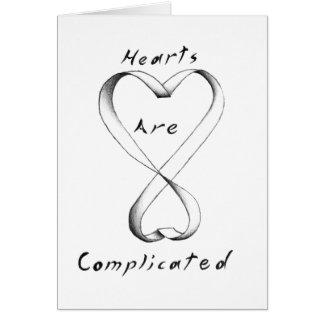 Hearts Are Complicated Card