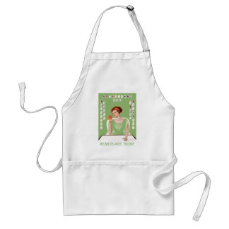 Hearts are Trump! Standard Apron