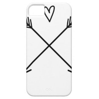 Hearts & Arrows iPhone 5 Cases
