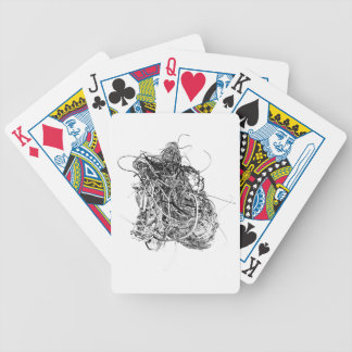 Hearts Bicycle Playing Cards