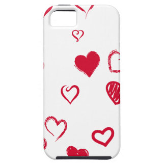 hearts case for the iPhone 5