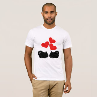 Hearts & Chinchillas T-Shirt