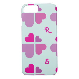 Hearts Cross iPhone 8/7 Case