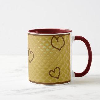 Hearts ~ customizable! mug