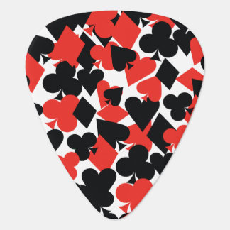 Hearts, Diamonds, Clubs and Spades Pick