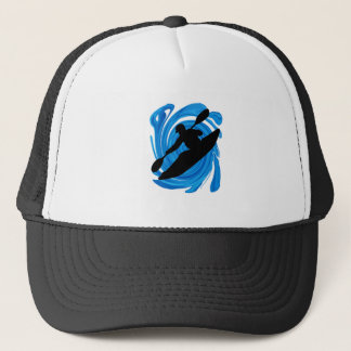 Hearts Dimension Trucker Hat