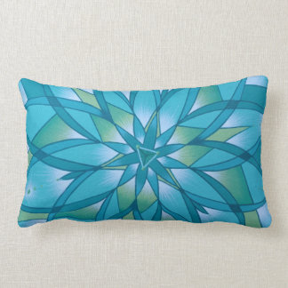 Hearts Horizon Lumbar Pillow