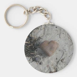 Hearts In Nature Keychain