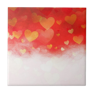 Hearts in the Mist Tile