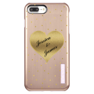 Hearts Incipio DualPro Shine iPhone 8 Plus/7 Plus Case