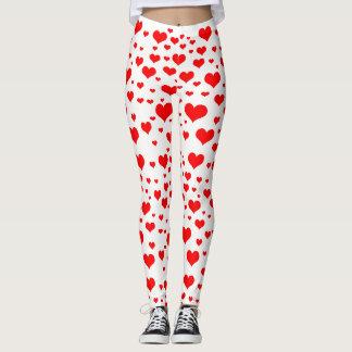 Hearts Leggings