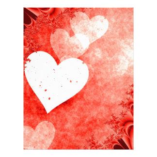 Hearts! Letterhead