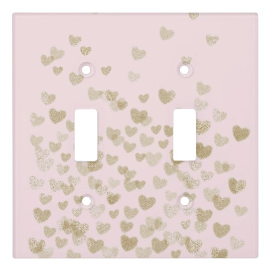 Hearts Light Switch Cover