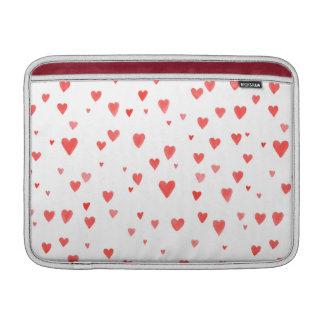 Hearts - Macbook Air Sleeve