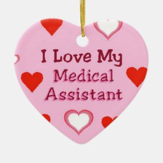 Hearts: Medical Assistant Ornament