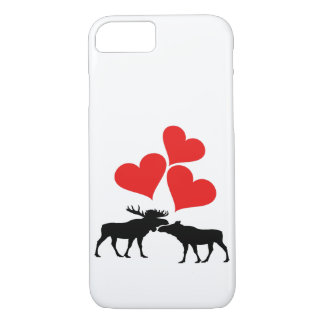 Hearts & Moose iPhone 7 Case