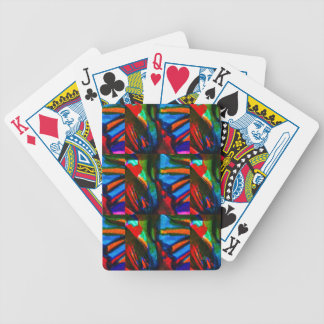 Hearts Morning Bicycle Playing Cards