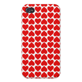 Hearts n hearts iPhone 4 covers