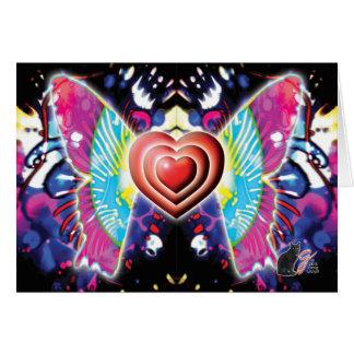 Hearts Of Glys Card