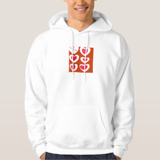Hearts of Relief for Japan Hoodie