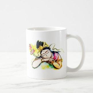 Hearts of the heart of Kannon/the Merciful Goddess Coffee Mug