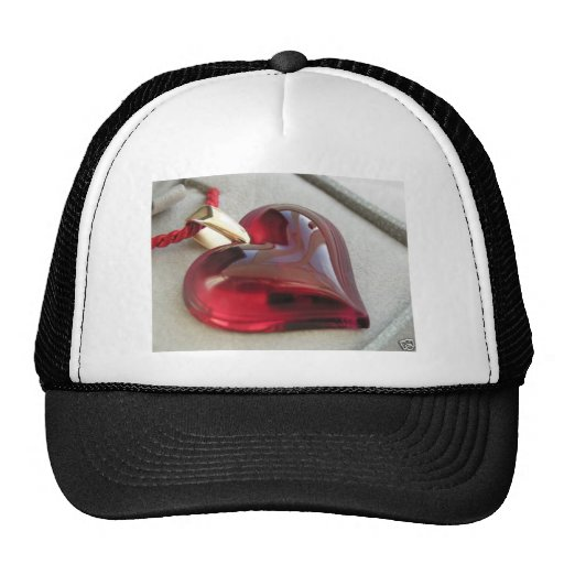 """Hearts on Fire"" Hat"