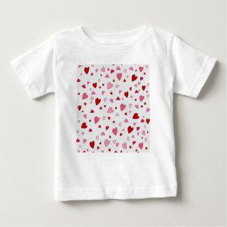 Hearts pattern baby T-Shirt
