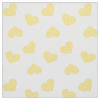 Hearts Pattern | Yellow