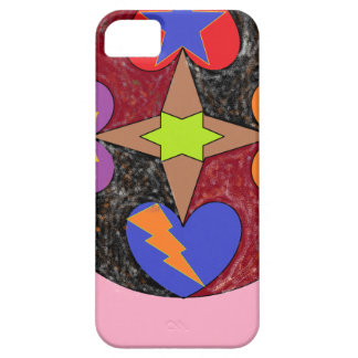 hearts star iPhone 5 cases