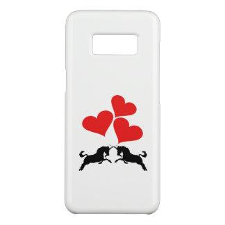 Hearts & Unicorns Case-Mate Samsung Galaxy S8 Case
