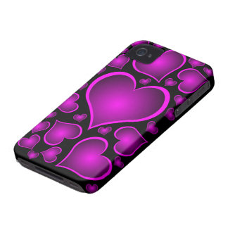hearts valentine iPhone 4 Case-Mate cases