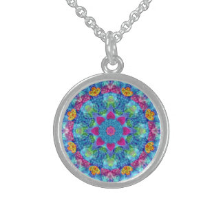 Hearts  Vintage  Sterling Silver  Necklace