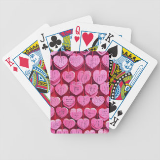 Hearts & Wishes Bicycle Playing Cards