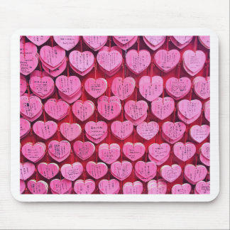 Hearts & Wishes Mouse Pad