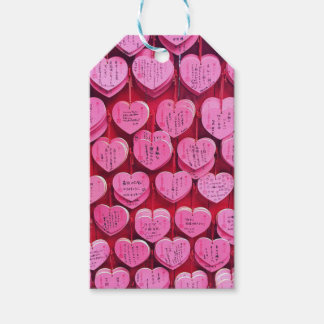 Hearts & Wishes Pack Of Gift Tags