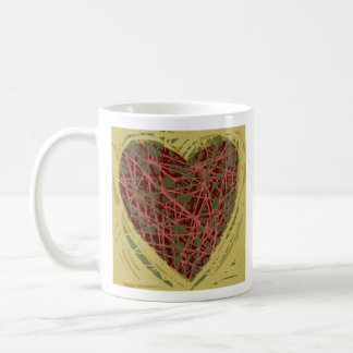 Heartsick Coffee Mug