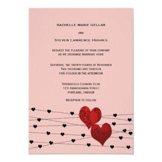 Heartstring Invitation