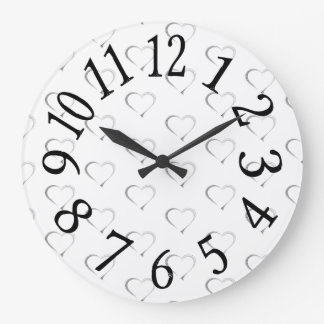 HeartStrings Clock by LH