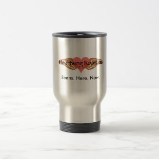 Heartwing Roasters Travel Mug