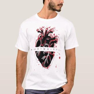 Heartwritten White shirt Dude