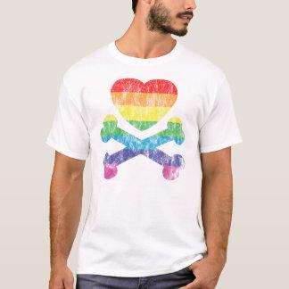 heartz and bones. T-Shirt