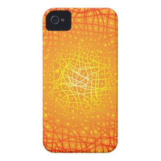 Heat Background iPhone 4 Case-Mate Case