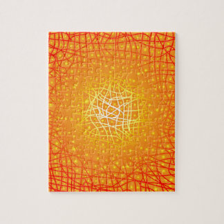 Heat Background Jigsaw Puzzle